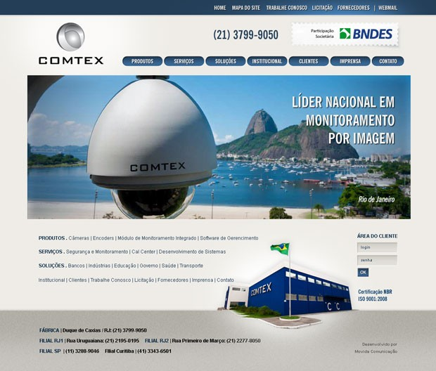 Comtex Website