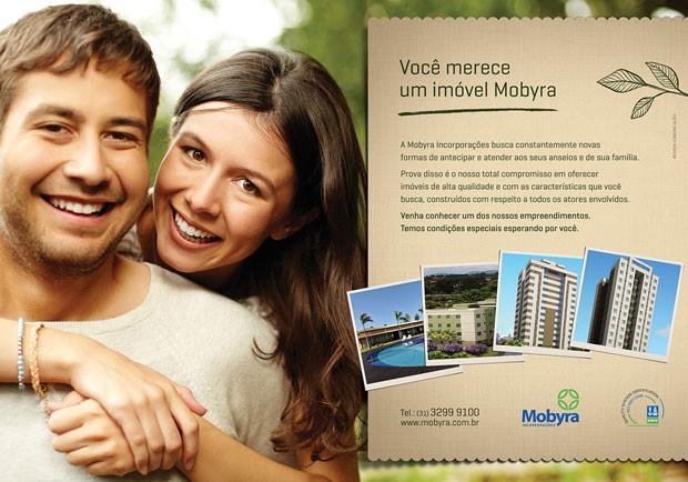 Criação de Anúncio Publicidade Mobyra Incorporações
