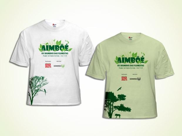 Usiminas - Camisetas Xerimbabo 2011