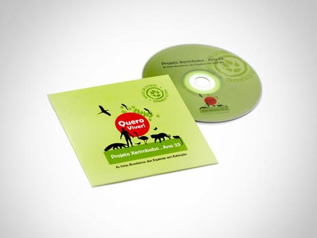 Usiminas - CD Rom