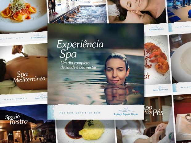 Criação de Conteúdo e Campanhas para as Redes Sociais do Espaço Águas Claras