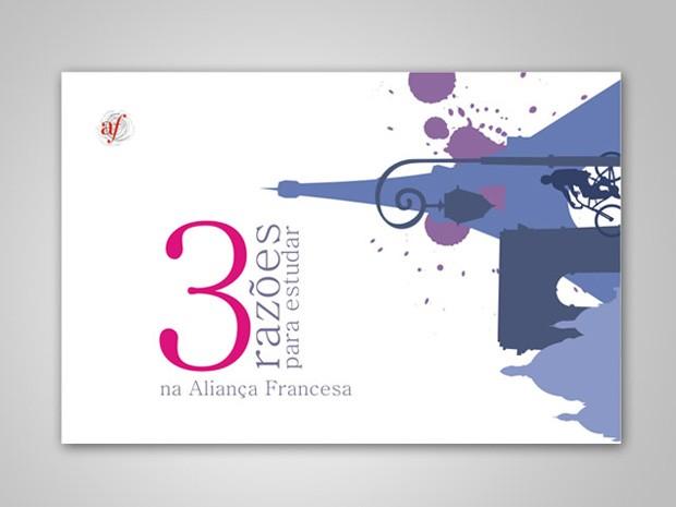 Aliança Francesa - Pop Card