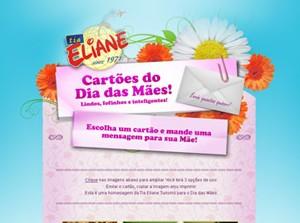 Gestão da Comunicação da Tia Eliane Turismo