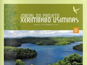 Usiminas - Projeto Xerimbabo, comunicação para educação ambiental